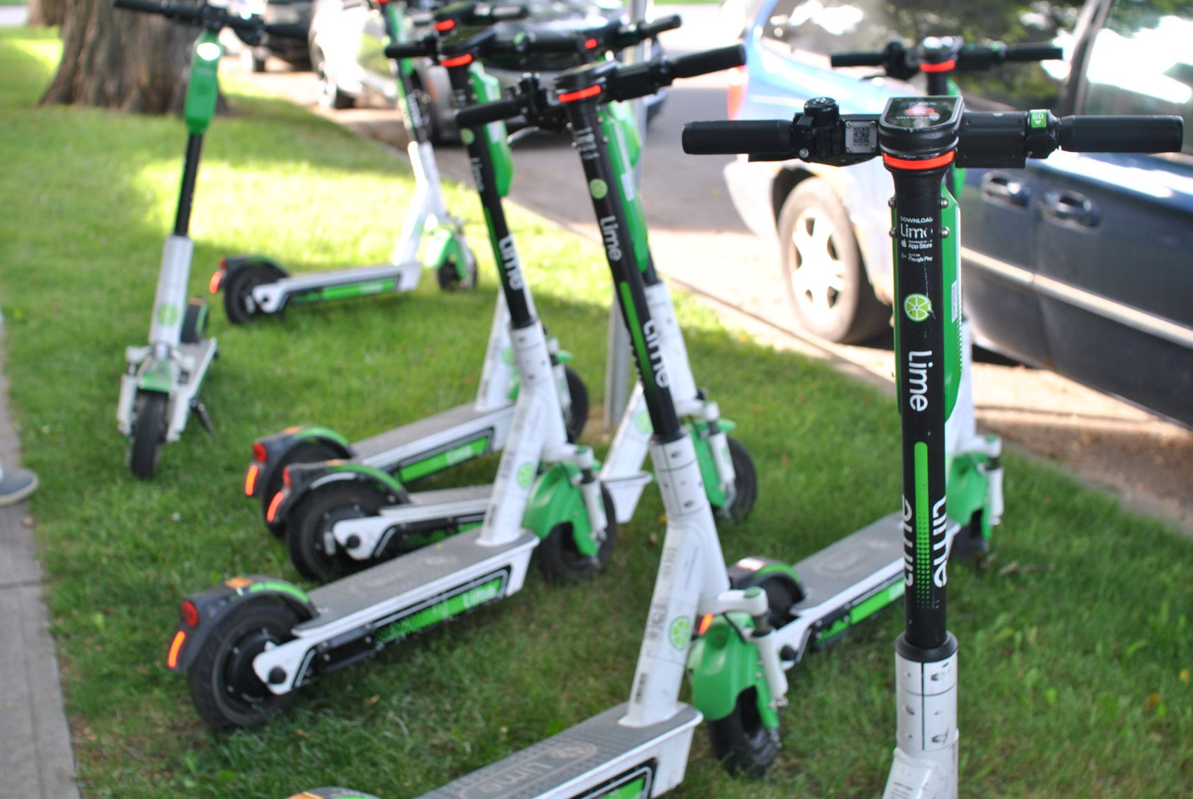 Travis Schultz savvy shoppers beware e-scooters